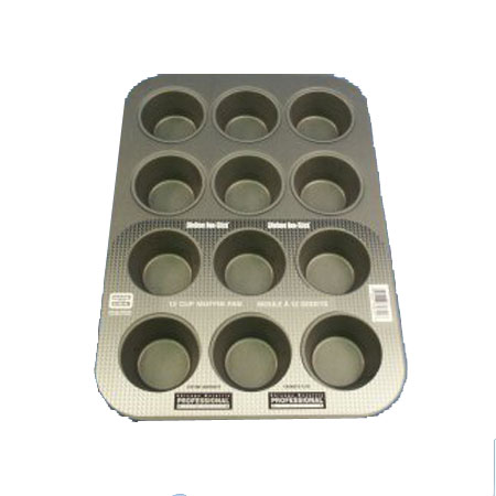 Chicago Metallic 12-Cup Standard Muffin Pan