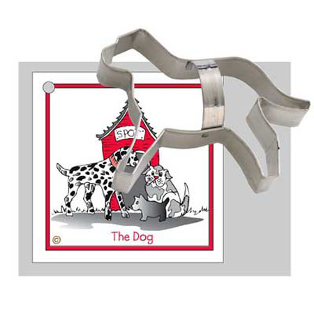 Ann Clark Dog Cookie Cutter
