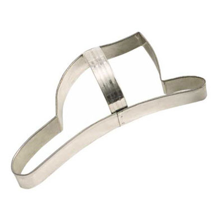 Ann Clark Fire Fighters Hat Cookie Cutter