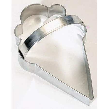 Ann Clark Ice Cream Cone Cookie Cutter