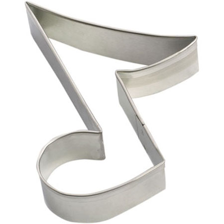 Ann Clark Musical Note Cookie Cutter