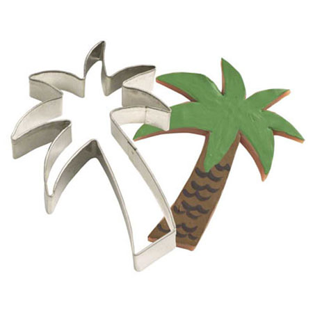 Ann Clark Palm Tree Cookie Cutter