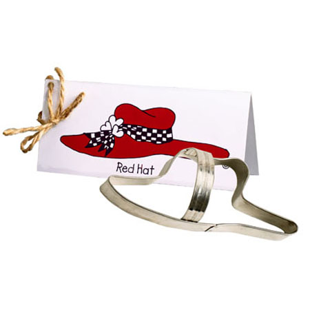 Ann Clark Red Hat Cookie Cutter