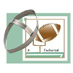 Ann Clark Football Cookie Cutter