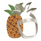 Ann Clark Pineapple Cookie Cutter