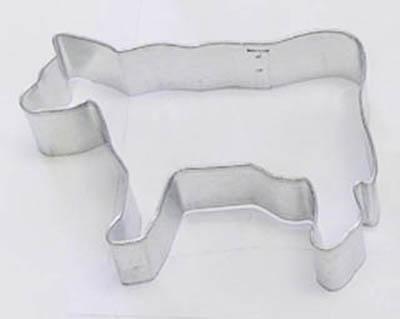 Cow TBK Cookie Cutter