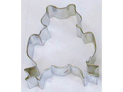 TBK Frog  Cookie Cutter