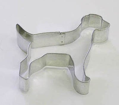 Lab-Dalmation TBK Cookie Cutter