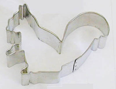 Squirrel TBK Cookie Cutter