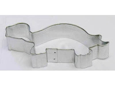 Turtle TBK Cookie Cutter