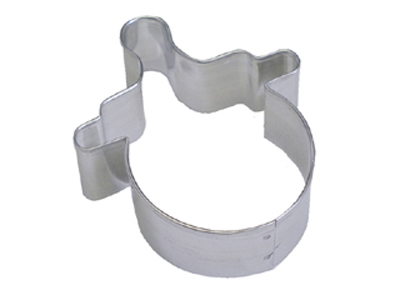 TBK Pacifier  Cookie Cutter