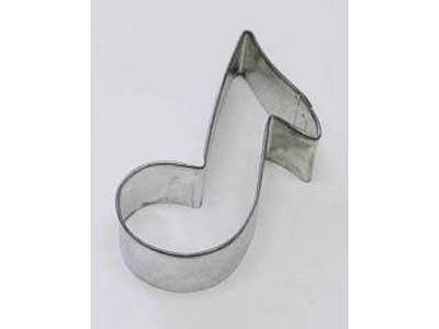 Music Note TBK Cookie Cutter