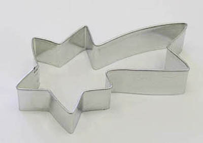 TBK Falling Star  Cookie Cutter