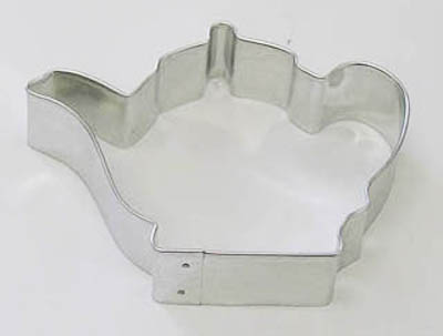 Tea Pot TBK Cookie Cutter