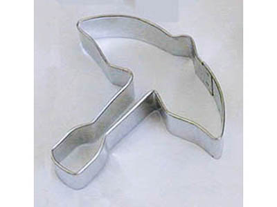 TBK Umbrella  Cookie Cutter