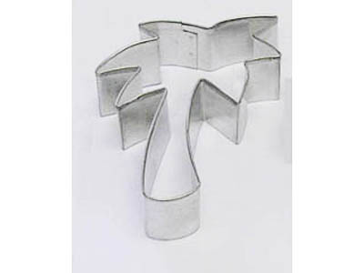 Palm Tree TBK Cookie Cutter
