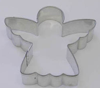 TBK Angel  Cookie Cutter
