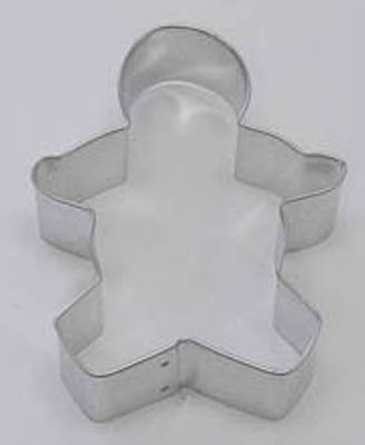 Gingerbread Boy TBK Cookie Cutter
