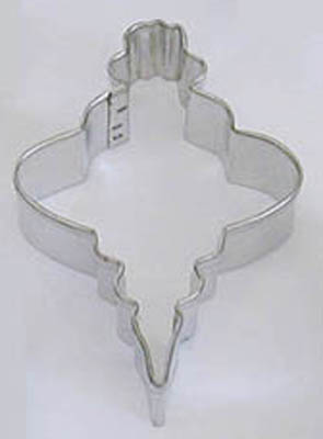 TBK Christmas Ornament  Cookie Cutter