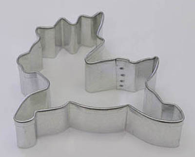 TBK Reindeer  Cookie Cutter
