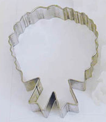 TBK Christmas Wreath  Cookie Cutter