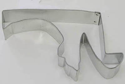 TBK State of Maryland  Cookie Cutter