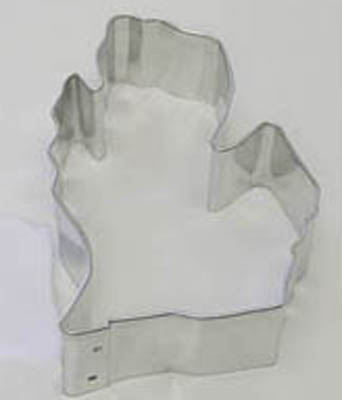 TBK State of Michigan  Cookie Cutter