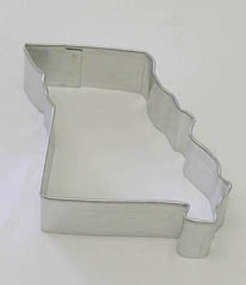 State of Missouri TBK Cookie Cutter