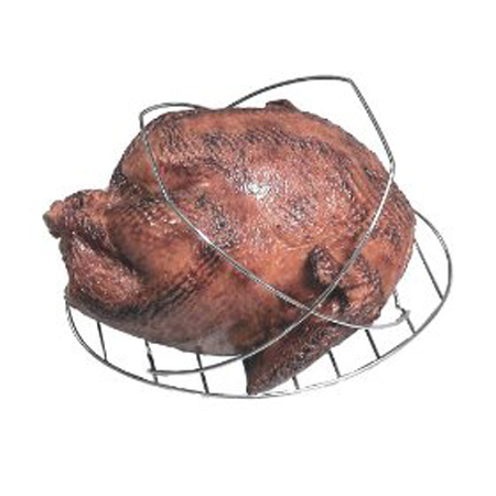 Medium Oval Roasting Rack With Handles