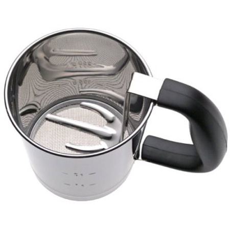 OXO 3-Cup Shake n' Sift Flour Sifter