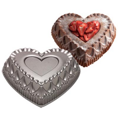 Wilton Crown of Hearts Wilton Dimensions Pan