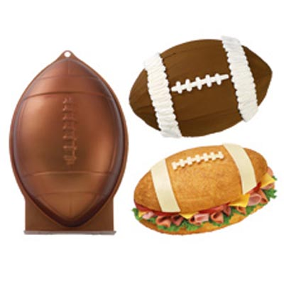 Wilton First and Ten Football  Pan