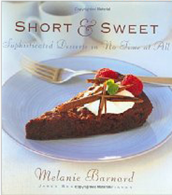 Short & Sweet Dessert Book