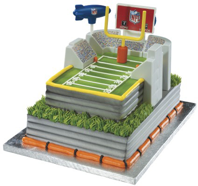 Decopac NFL Stadium Cake Kit