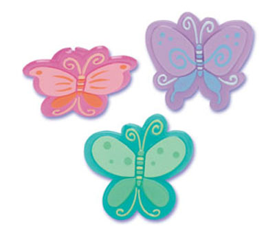 Bakery Crafts Butterfly Rings