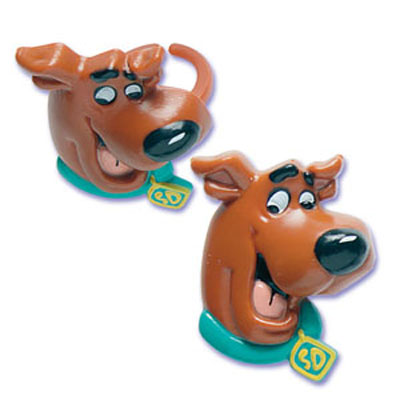 Bakery Crafts Scooby Doo Rings