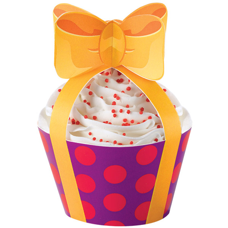 Wilton Celebration Cupcake Wraps