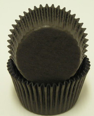 TBK Black Baking Cups