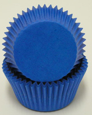 TBK Blue Baking Cups