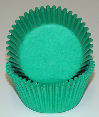 TBK Green Baking Cups