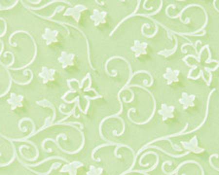 Wilton Graceful Vines Fondant Imprint Mat