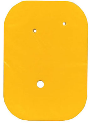 TBK Foam Cel Pad with Holes