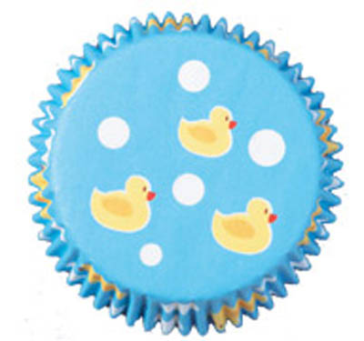 Ducky Baking Cups
