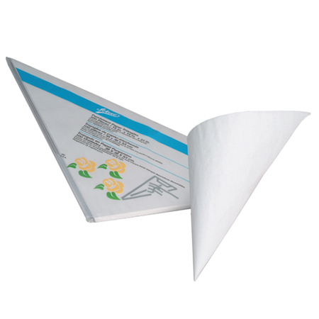Ateco 15 x 15 Inch Parchment Triangles 100 Count Pack