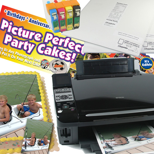 Kwikscan IV Photo Cake System