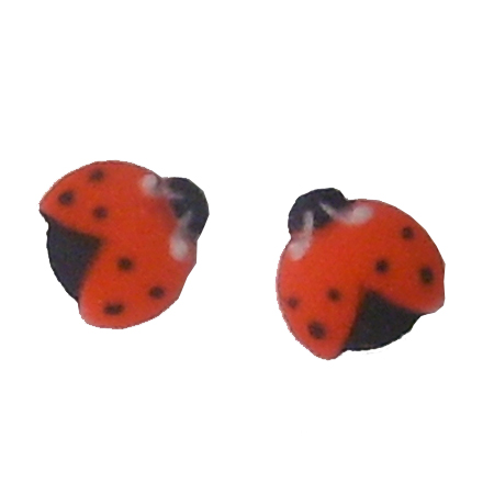 Lucks Lady Bugs Sugar Decorations
