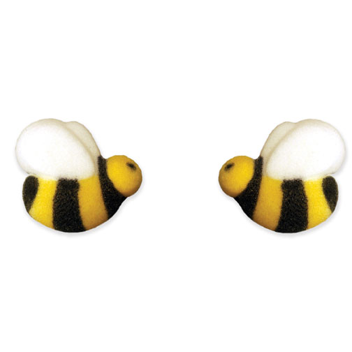 Lucks Bees Sugar Decorations