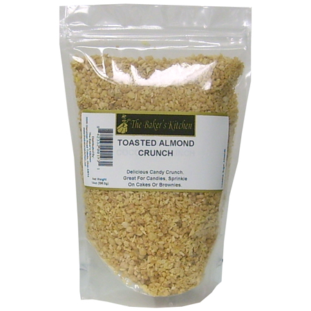 Toasted Almond Crunch 14 oz