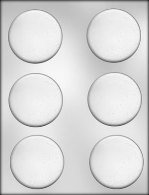 CK Products Mint Patty Chocolate Mold