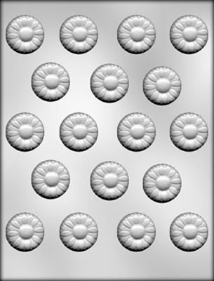 CK Products Daisy Chocolate Candy Mold